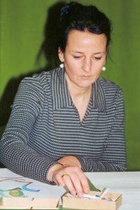 Cornelia Hauser Corporate Design, Bildersprache, Malerei